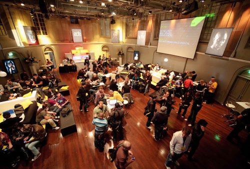 networking em eventos científicos