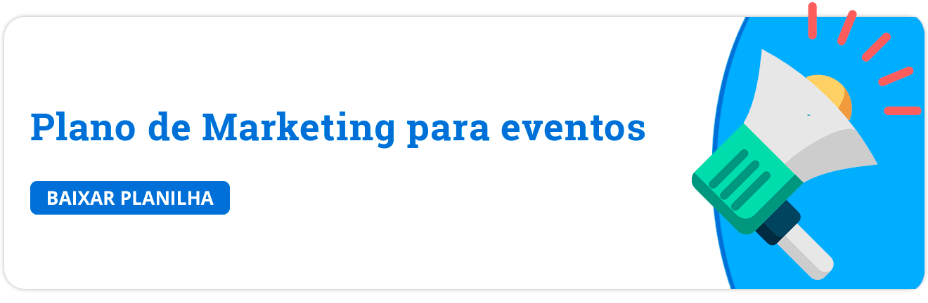 plano de marketing para eventos