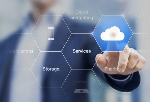 software como serviço para eventos