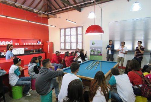 parceria de startups