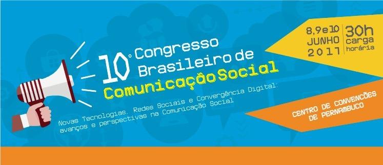 10º Congresso de Comunicação Social