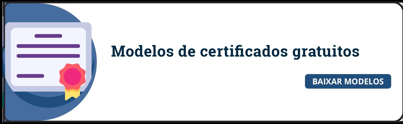 modelos de certificados para eventos