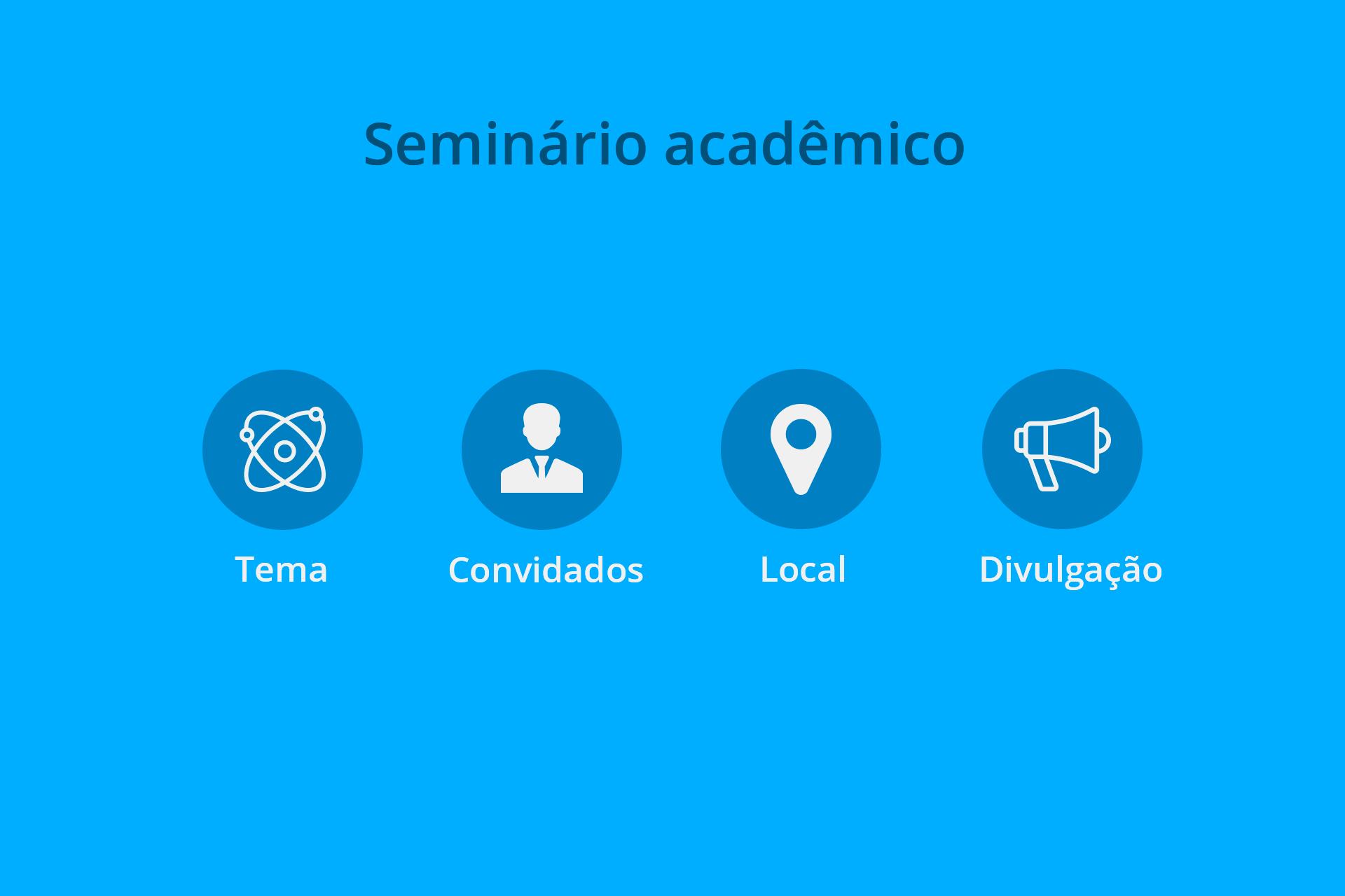 Seminário Acadêmico