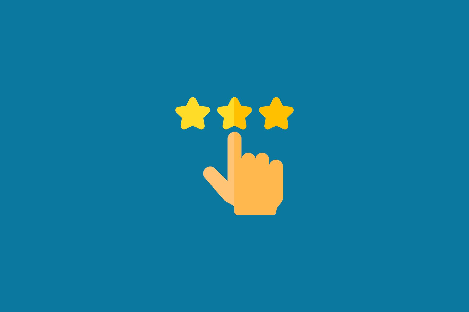 feedback de eventos