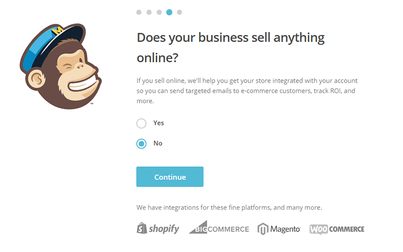 mailchimp-ecommerce
