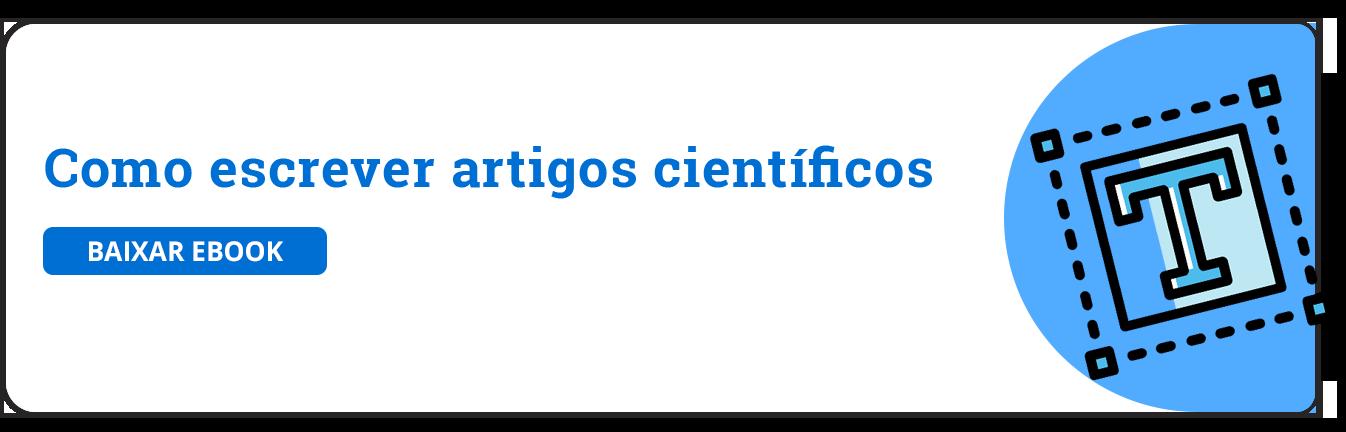 e-book escrever artigos científicos para pesquisador