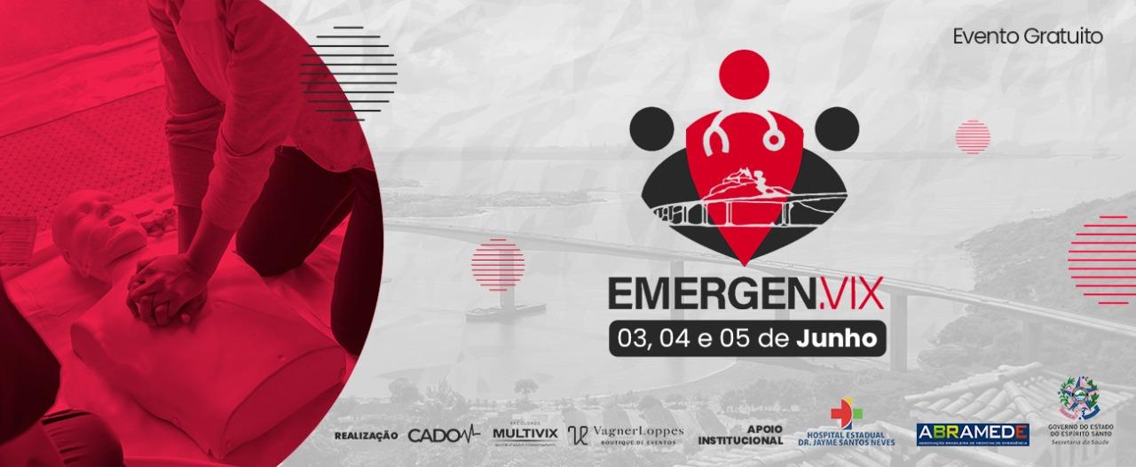 Exemplo de capa de evento: EMERGEN.VIX